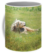 I Need A Tan  Horse Coffee Mug