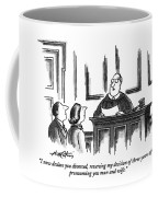 I Now Declare You Divorced Coffee Mug