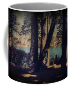 I Sit In The Shadows Coffee Mug by Laurie Search