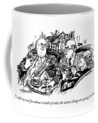 I Sold My Soul For About A Tenth Of What The Damn Coffee Mug