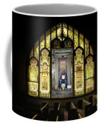 I Stand At The Door And Knock Composite Coffee Mug