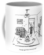 I Strongly Suggest That You Reinvent Yourself! Coffee Mug