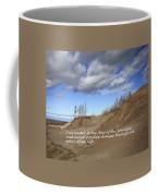 I Surrender To The Flow Of The Universe Coffee Mug