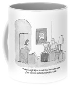 I Think It Might Help Us To Understand One Coffee Mug