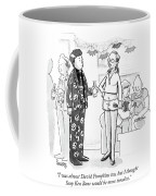I Thought Sexy Ken Bone Would Be More Timeless Coffee Mug