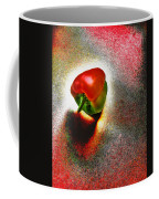 I Vote For A Really Hot Sweet Pepper Coffee Mug