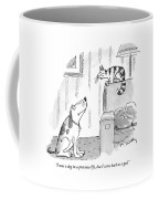 I Was A Dog In A Previous Life Coffee Mug