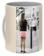 I Would Rather Wait For The Green Light Coffee Mug