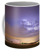 I25 Intra-cloud Lightning Strikes Coffee Mug by James BO  Insogna