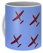 Iaf Flight Academy Aerobatics Team 4 Coffee Mug