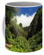 Iao Needle - Iao Valley Coffee Mug