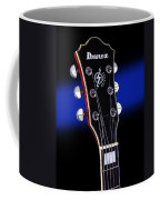 Ibanez Af75 Electric Hollowbody Guitar Headstock Coffee Mug