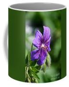 Iberian Geranium Coffee Mug