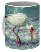 Ibis Feeding Coffee Mug