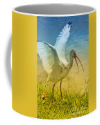 Ibis Talking Coffee Mug
