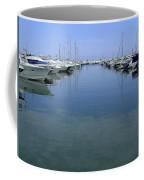 Ibiza Harbour Coffee Mug