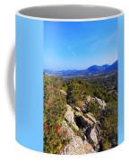Ibiza Mountains Coffee Mug