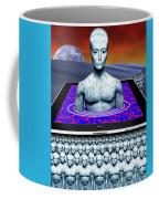 iBots Take Over Coffee Mug by Keith Dillon