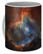Ic 1805, The Heart Nebula In Cassiopeia Coffee Mug