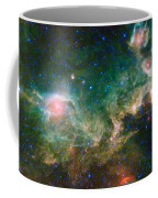 Ic 2177-seagull Nebula Coffee Mug