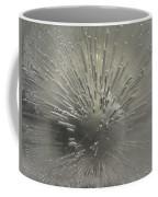 Ice Abstract II Coffee Mug