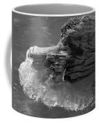 Ice Among The Floating Tree Coffee Mug