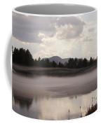 Ice And Fog Coffee Mug