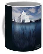Ice Arch Iceberg Coffee Mug