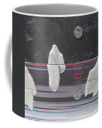 Ice Bergs Coffee Mug