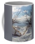 Ice Between The Trees Coffee Mug