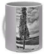 Ice Coated Tree Coffee Mug