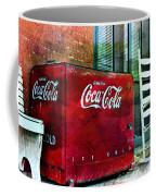 Ice Cold Coca Cola Coffee Mug