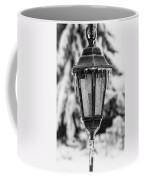 Ice Covered Lantern Coffee Mug