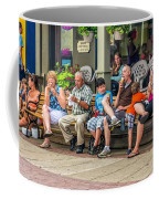 Ice Cream Eaters...an Observation Coffee Mug