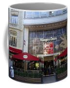 Ice Cream In Paris Coffee Mug