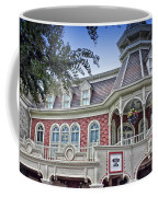 Ice Cream Parlor Main Street Walt Disney World Coffee Mug
