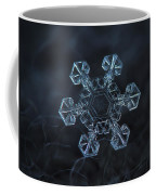 Snowflake Photo - Ice Crown Coffee Mug