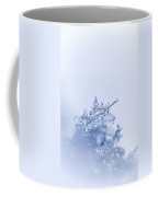 Ice Crystals Coffee Mug