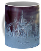 Ice Crystals Of Winter Coffee Mug