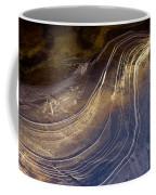 Ice Curve Coffee Mug
