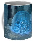 Ice Entrapment Coffee Mug