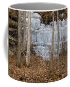 Ice Falls Coffee Mug