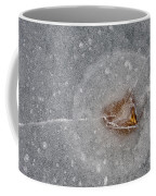 Ice Fishing Hole 10 Coffee Mug