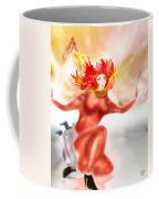 Ice Flame Coffee Mug