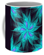 Ice Flower Coffee Mug