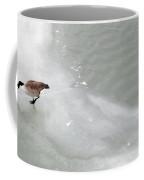 Ice Goose Coffee Mug