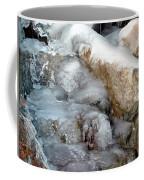 Ice Rock Coffee Mug