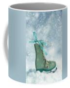 Ice Skate Decoration Coffee Mug