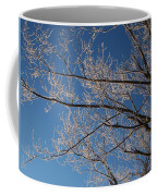 Ice Storm Branches Coffee Mug