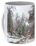 Ice Storm...day 6 Coffee Mug